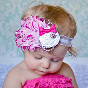 Other - Brand New Baby Toddler Feather Headband